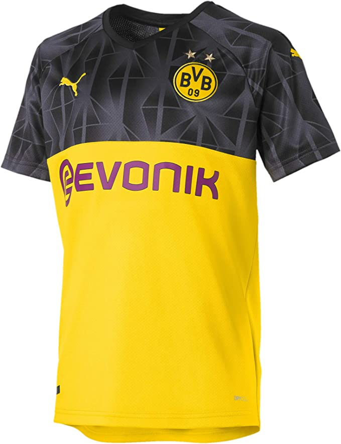 Puma Borussia Dortmund BVB, Maglia Calcio Bambino