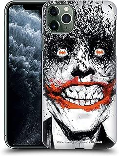 Official Batman DC Comics Detective Comics 880 Famous Comic Book Covers Hard Back Case Compatible for iPhone 11 Pro Max