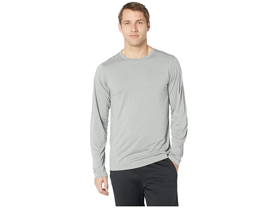 ExOfficio BugsAway(r) Tarka Long Sleeve Top (Grey Storm) Men