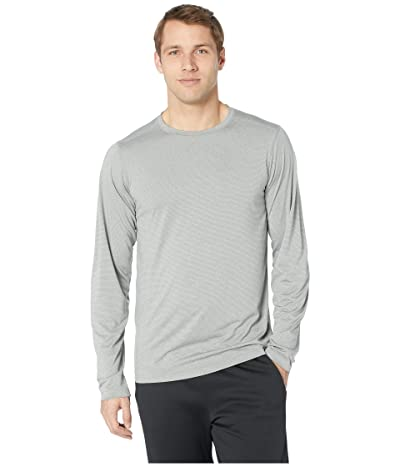 ExOfficio BugsAway(r) Tarka Long Sleeve Top (Grey Storm) Men
