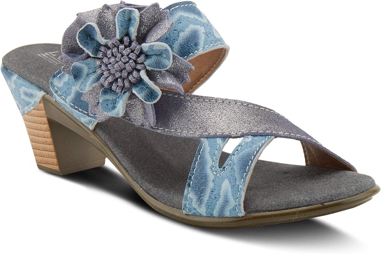 ランキングTOP10 Spring 品質検査済 Step L'Artiste Women's Sandal Heeled Cassana