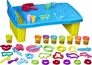 Play-Doh Play 'n Store Table, Arts & Crafts, Activity...