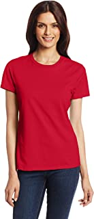 Best red t-shirt womens Reviews