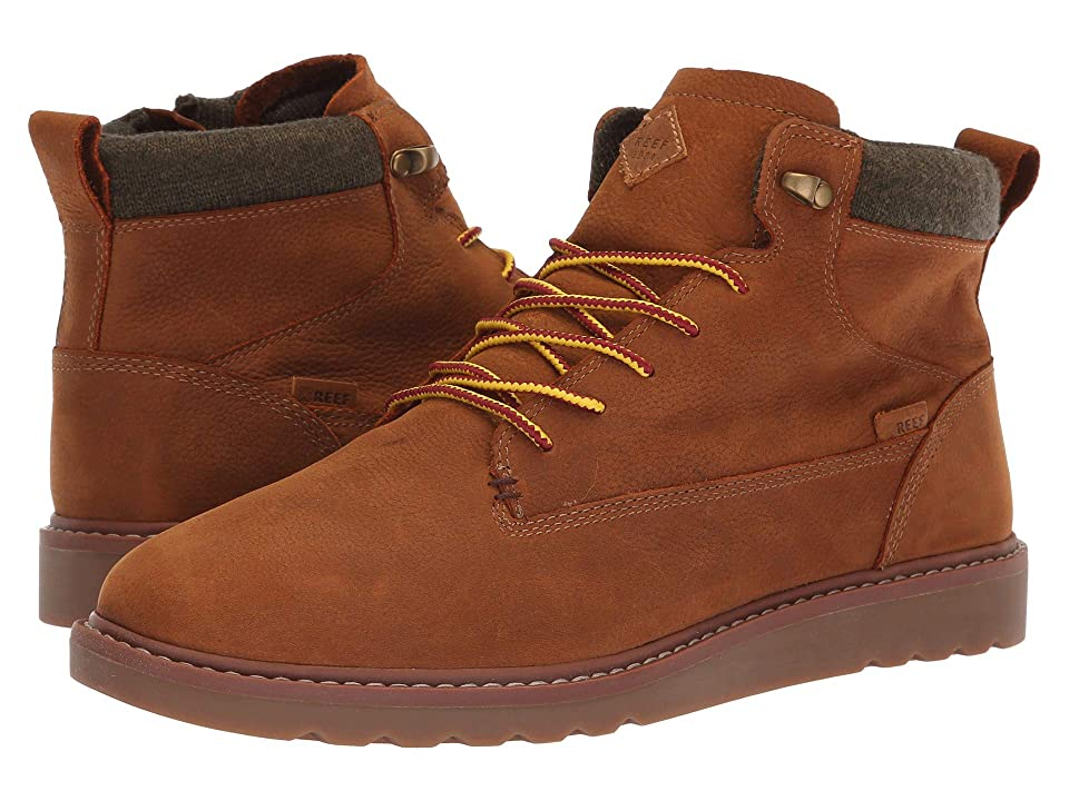 Reef Voyage Hi Boot (Machado/Brown) Men