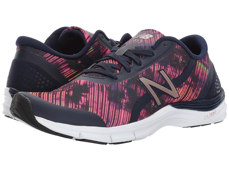 (ニューバランス) New Balance メンズランニングシューズ?スニーカー?靴 WX711 Pigment/Striped Velocity Graphic ストライプ 10.5 (28.5cm) D