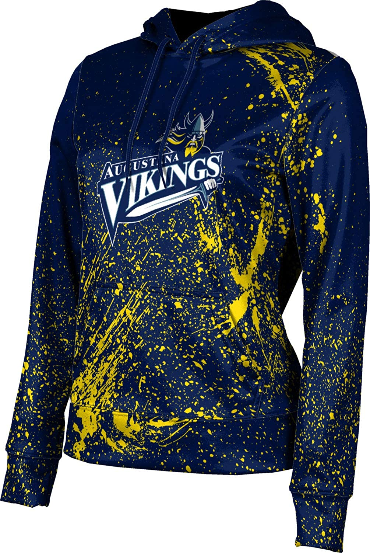 ProSphere Augustana University Girls' Pullover Hoodie, School Spirit Sweatshirt (Splatter)