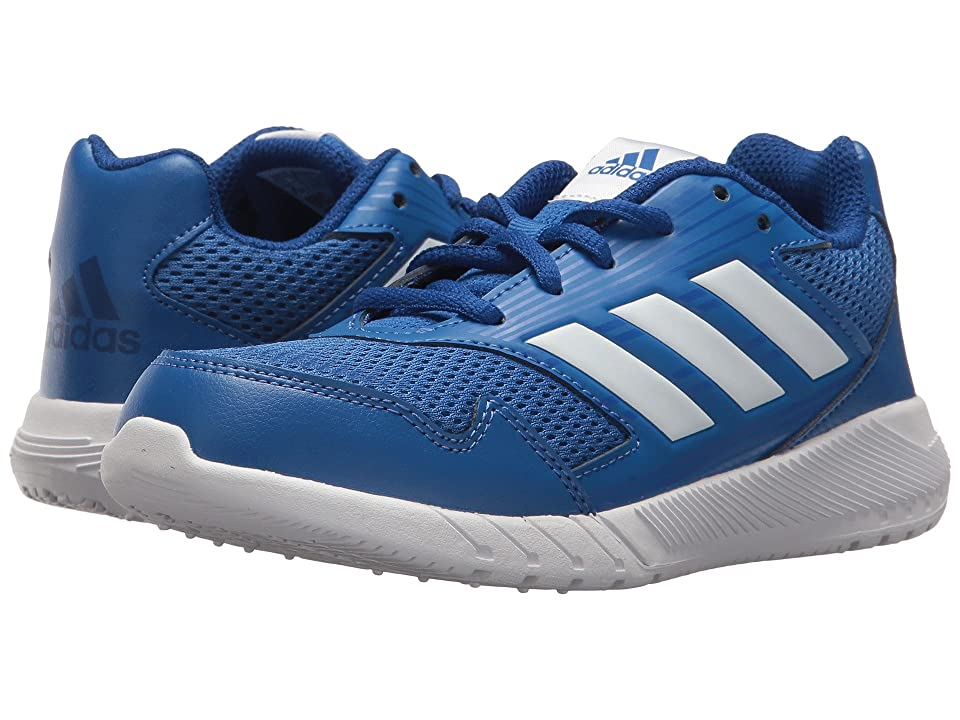 adidas Kids AltaRun (Little Kid/Big Kid) (Blue/White/Royal) Boys Shoes