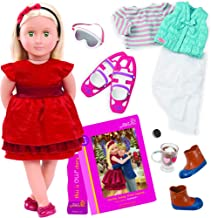Our Generation Deluxe Doll - Ginger & Home Away from Home Book