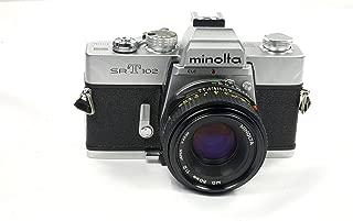 Minolta SRT-102 / SRT Super / SRT-303 SLR Camera Body and a Minolta 50mm Lens