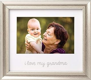 Lil Peach I Love My Grandma Keepsake Frame, Grandma Gift, Nana Gift, Grandmother Gifts, Mother's Day, Silver