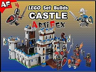 Clip: Lego Set Builds Castle - Artifex