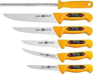 Solingen 6 Teilig Eikaso Schlachtermesser Metzgermesser Ausbeinmesser Butcher Knife 3381 G