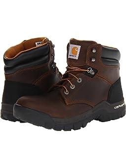 Carhartt 6 Rugged Flex Soft Toe Work Boot