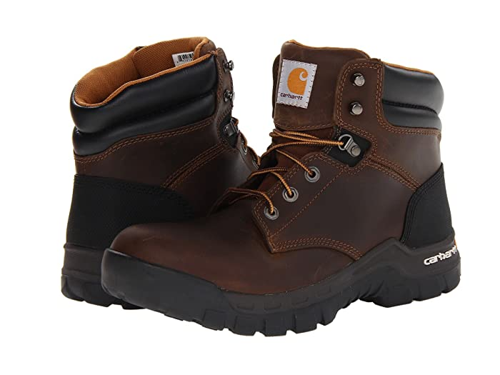 Carhartt 6 Inch Work Flex Trade Work Boot