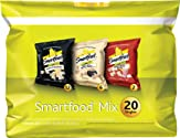 Smartfood Popcorn Yellow Variety Pack, 20 Count