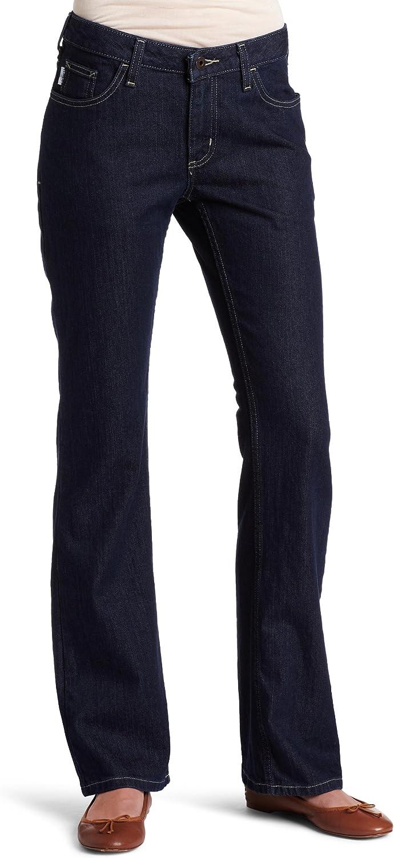 Carhartt Women's Original Fit Jean Bootcut