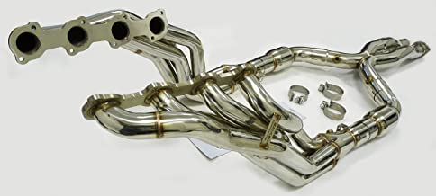 OBX Performance Exhaust Header Manifold 03-06 Mercedes E55 5.4L & 03-06 CLS55 AMG M113 Super Charged w/X-pipe no cats