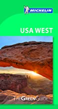 USA West - Michelin Green Guide: The Green Guide (Michelin Tourist Guides) [Idioma Inglés]