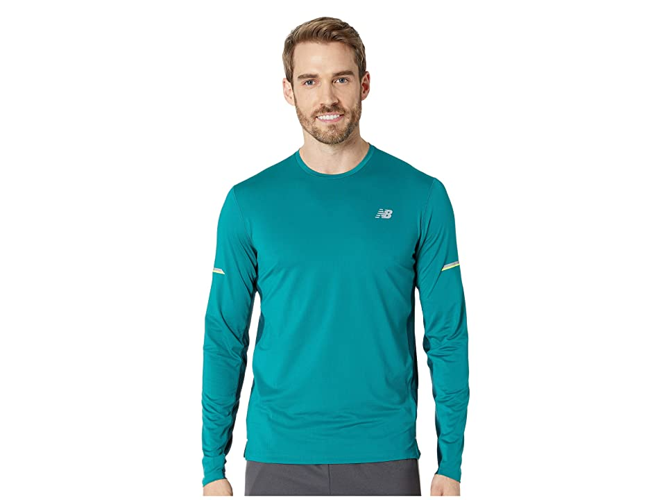 New Balance NB Ice 2.0 Long Sleeve Top (Juniper) Men