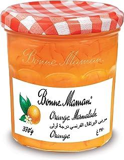Bonne Mamman Orange Marmalade Jam - 370 gm (Pack of 1)