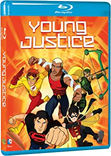 Season Of Young Justice