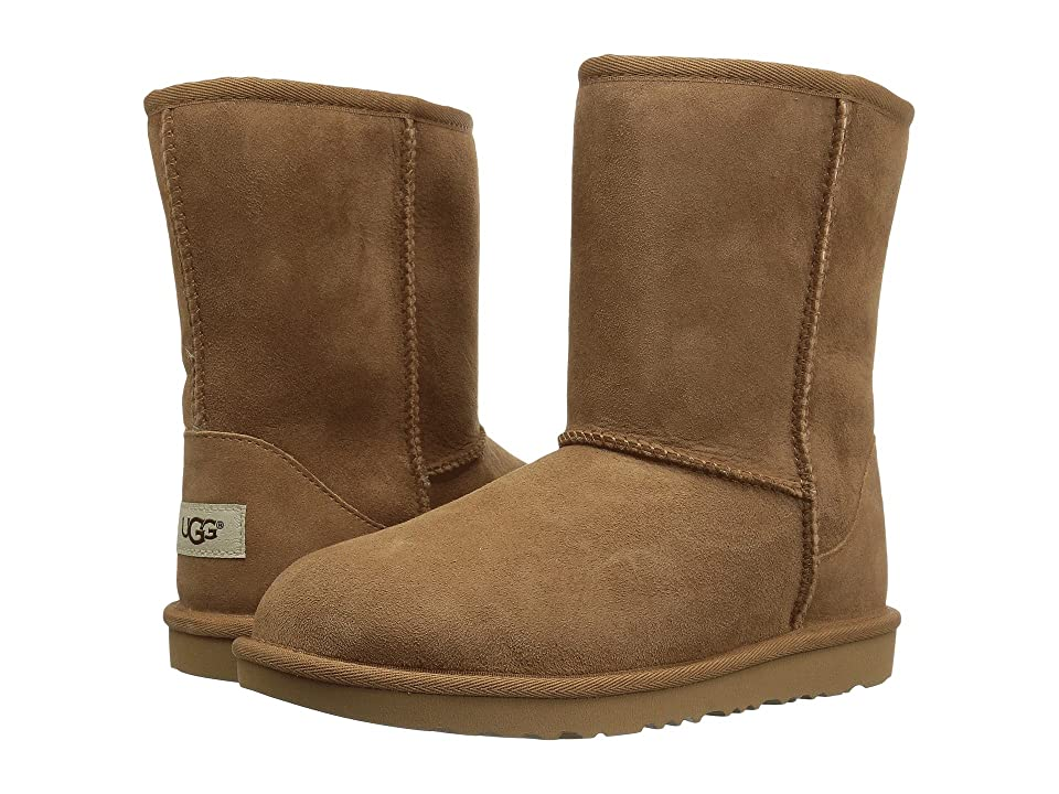UGG Kids Classic II (Little Kid/Big Kid) (Chestnut) Kids Shoes