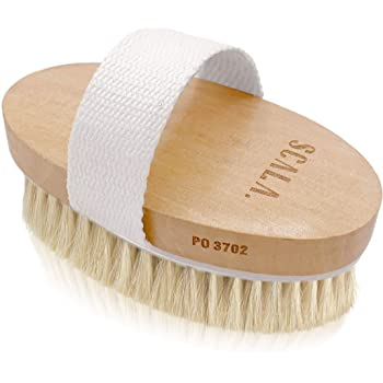 Amazon Com Dry Skin Body Brush Improves Skin S Health And