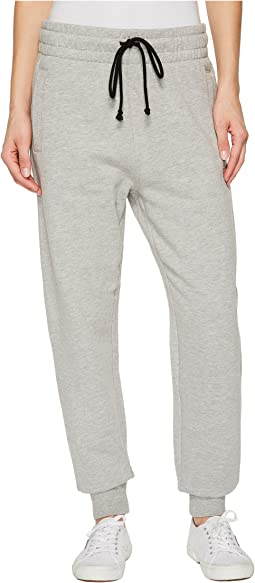 Hudson - Classic Sweatpants in Heather Grey