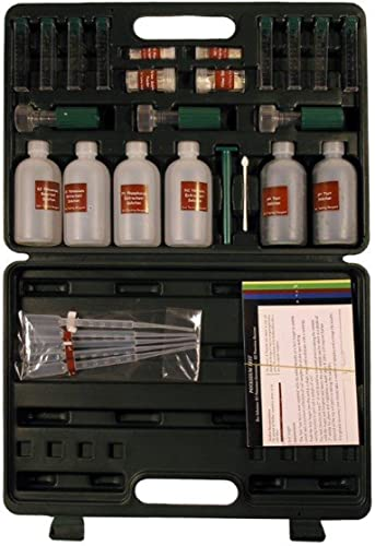 Environmental Concepts 1665 Professional Soil Test Kit with 200 Tests