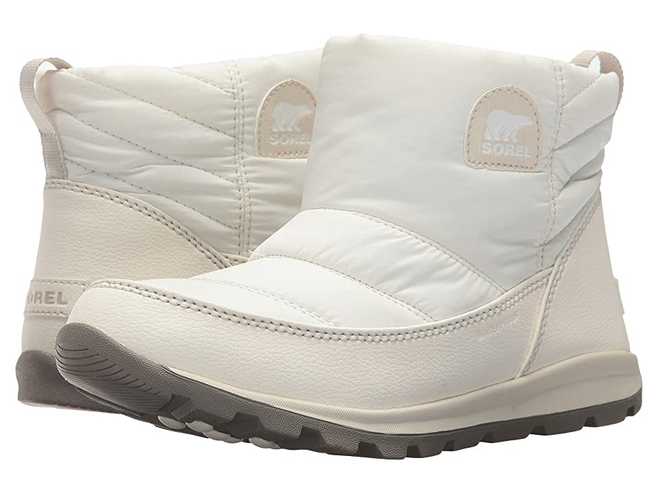 SOREL Whitney Camp (Sea Salt/ Fawn) Women