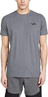 RVCA Men's Sport Vent Short Sleeve Crew Neck Pocket T-Shirt