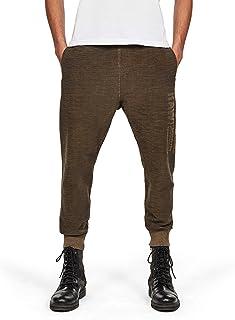 G-Star RAW(ジースターロゥ) Premium Core Knit Sweatpants メンズ スリム ニット パンツ