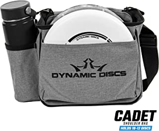 Dynamic Discs Cadet Disc Golf Bag | Introductory Disc Golf Bag | Great for Beginners and Casual Disc Golf Rounds | Lightweight and Durable Frisbee Golf Bag | 10-12 Disc Capacity…