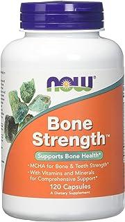 Now Foods Bone Strength - 120 Capsules