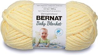 BERNAT BABY BLANKET -100G- BABY YELLOW