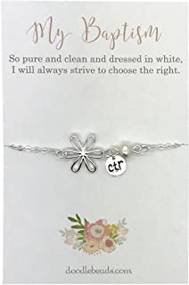 mormon baptism gifts for girls