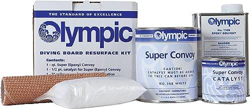 Olympic Diving Board Resurfacing Kit - Blue Finish