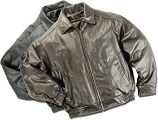 leather jacket made in usa
