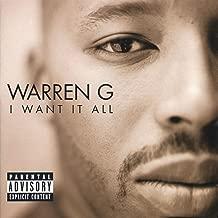 i want it all warren g