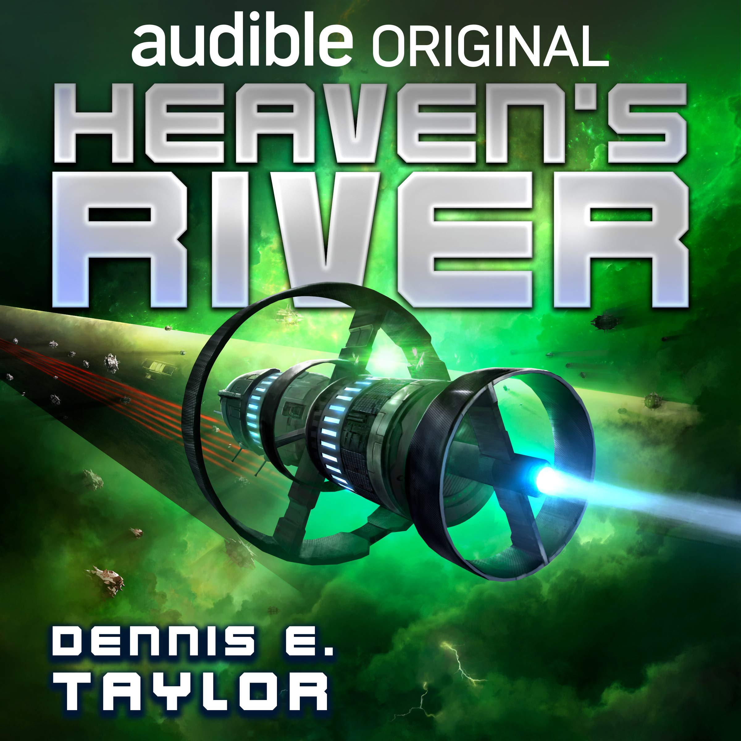 Cover image of Heaven's River by Dennis E. Taylor