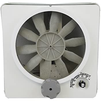 Hengs Industiries - 90046-CR Vortex II Replacement Fan Kit (501.1099)
