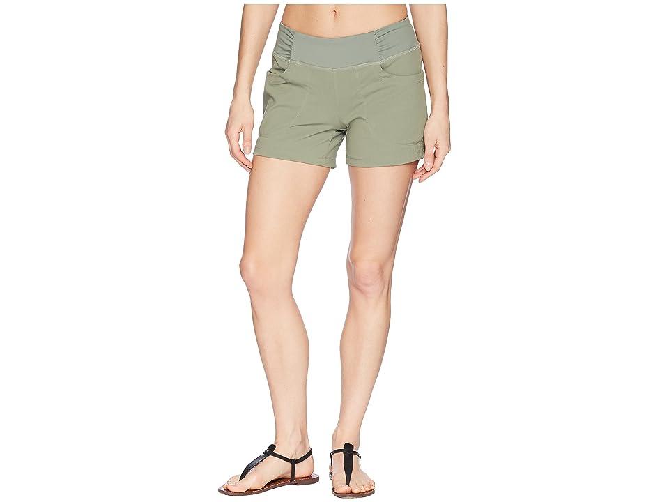 Mountain Hardwear Dynamatm Short (Green Fade) Women