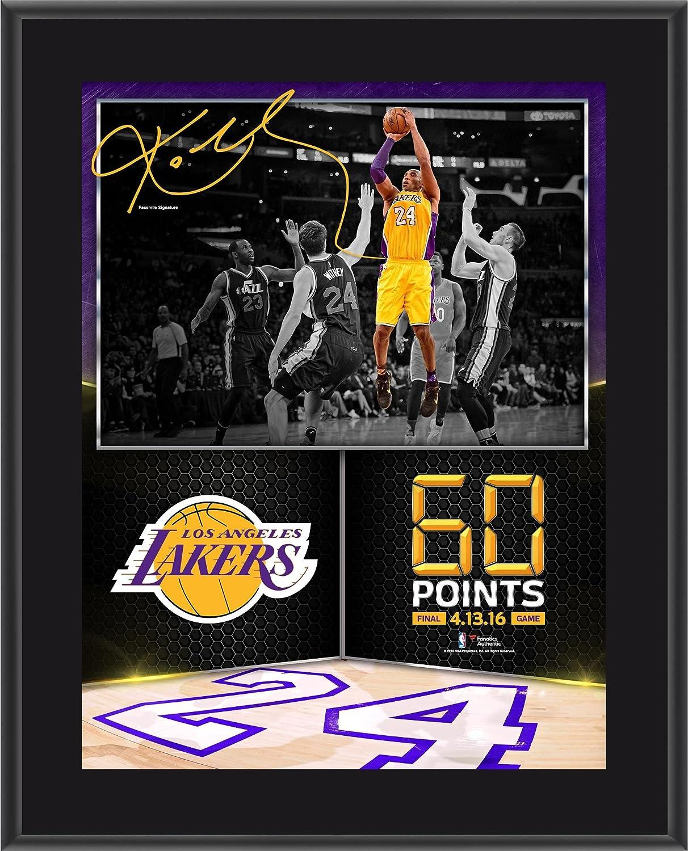 Kobe Bryant Los Angeles Lakers 10.5
