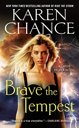 Brave the Tempest (Cassie Palmer Book 9) (English Edition)