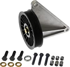 Best ac compressor bypass pulley chevy Reviews