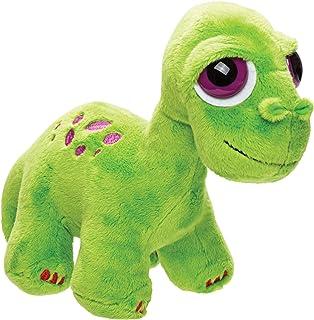 Medium Bright Green Brontosaurus Soft Toy