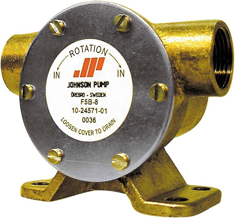 Johnson Pumps Max 70% OFF 10-24571-51 F5B-8 Pump Impeller shop Heavy Duty
