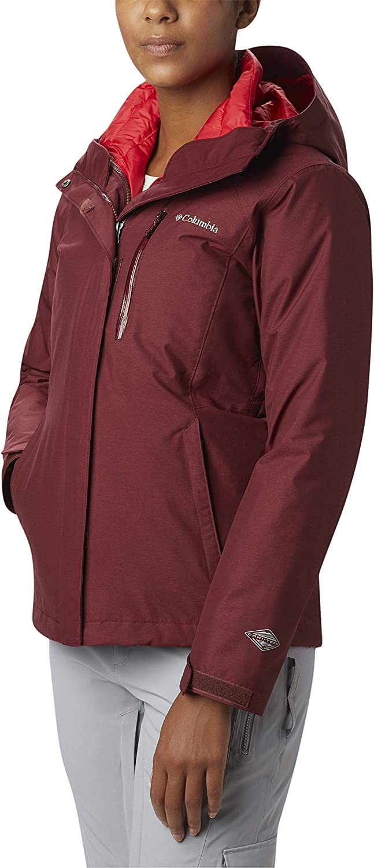 Columbia Women's Whirlibird Iii Interchange Jacket