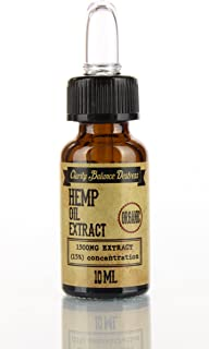 Premium Hemp Oil Extract Drops:: Anti-Anxiety, Reduces Pain, Aches (1500mg (15%))