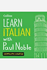 Learn Italian with Paul Noble for Beginners – Complete Course: Italian Made Easy with Your Personal Language Coach Audible Audiobook